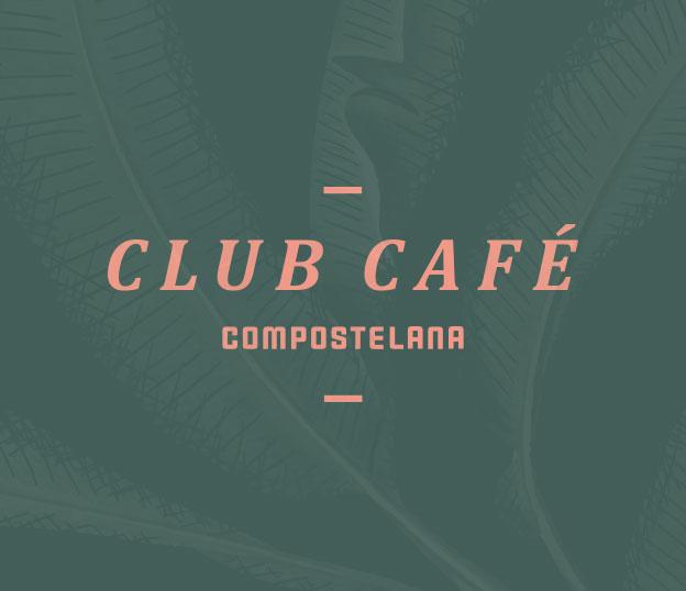 Logo Compostelana club Café
